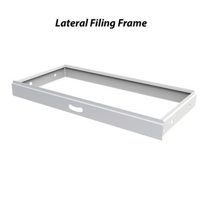 Lateral Filing Frame