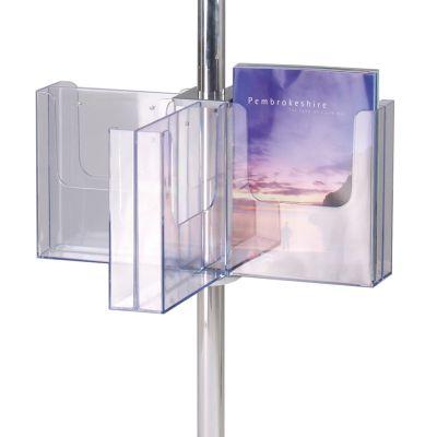 Pirouette Leaflet Dispenser