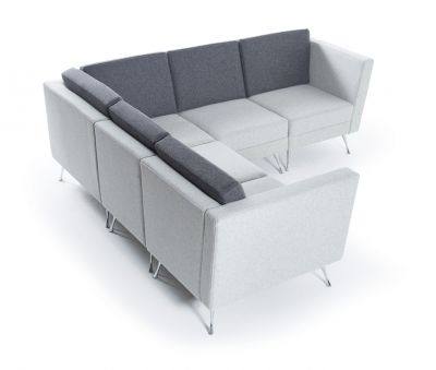 Lyric Modular Reception Seating