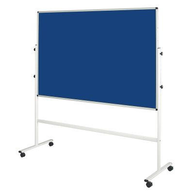 Metroplan Double Sided Mobile Noticeboard