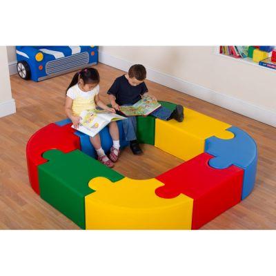 8 Piece Magic Puzzle Seating