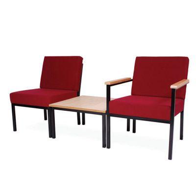 Metal Framed Low Easy Seating