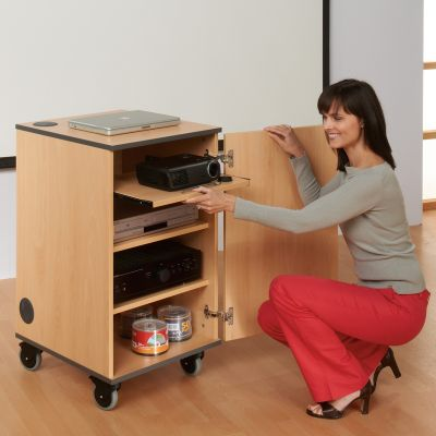 MM80 Multi-media Projector Cabinet