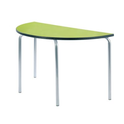 Modular Semi-Circular Table