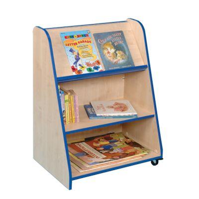 Multi-Functional Book Storage