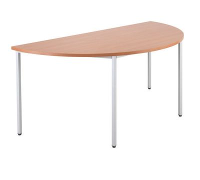 Semi Circular Multi Purpose Table