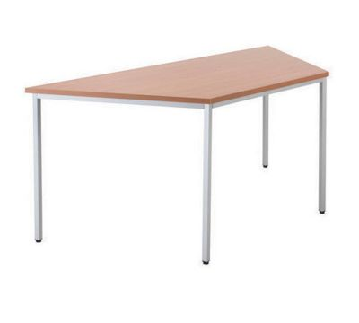 Trapezoidal Multi Purpose Table