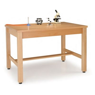Solid Beech Art Room & Laboratory Table
