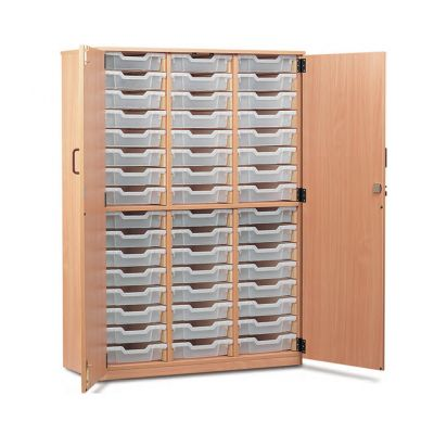 48 Storage Tray Unit