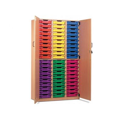 60 Tray Tall Storage Unit