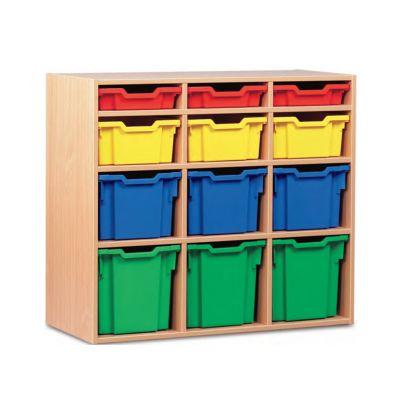 Variety Tray Storage Units