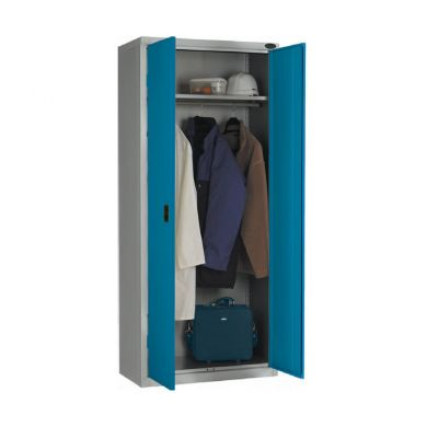 Wardrobe Heavy Duty Steel Cupboards
