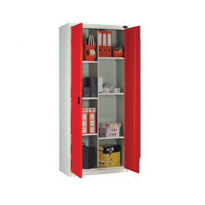 8 Compartment Heavy Duty Steel Cupboards