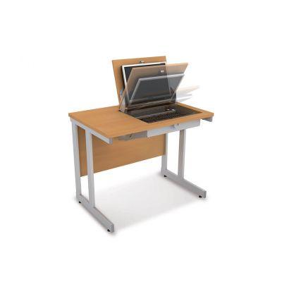 Smart Top' Single Desk Solution