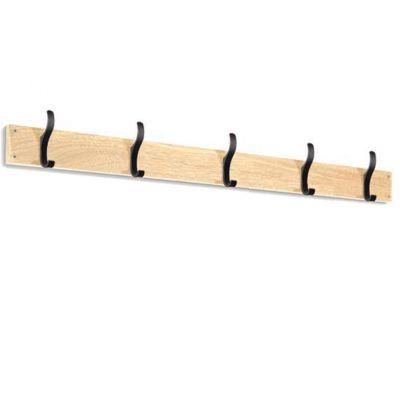 Wall Mounted Hook Rack
