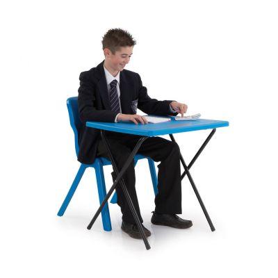 Titan Folding Exam Desk