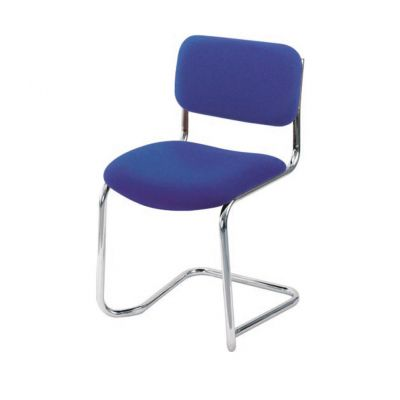 Meeting Chrome Frame Stacking Chair