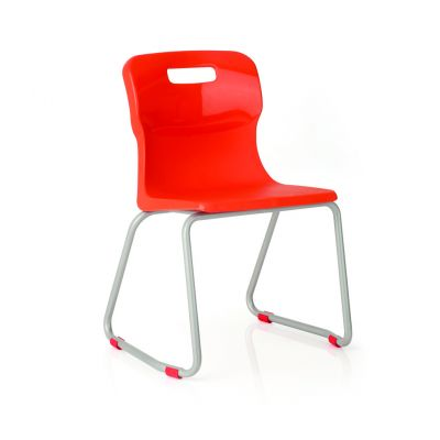 Titan Skid Base Classroom Chairs