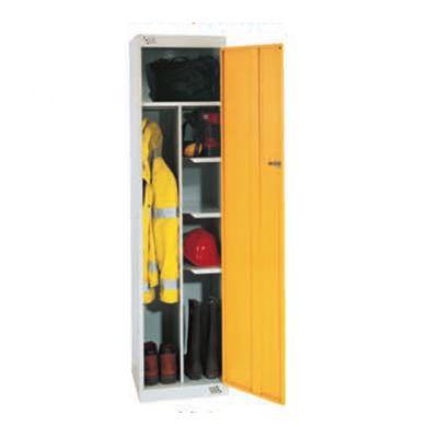 Utility Locker - 6 Compartment