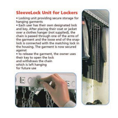 Utility SleeveLock Unit For Lockers