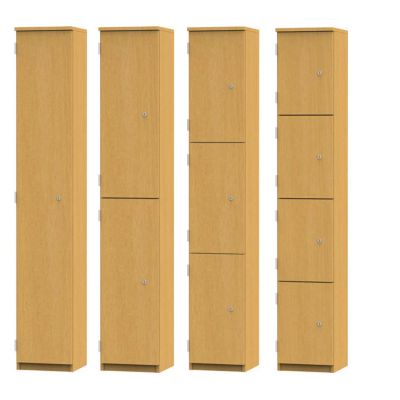 Executive Wooden Lockers