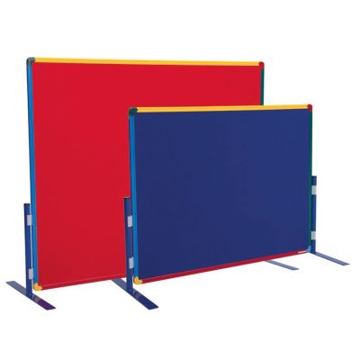Freestanding Junior Mobile Partitions