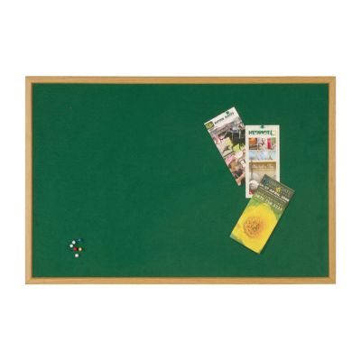 Wood Frame Noticeboard
