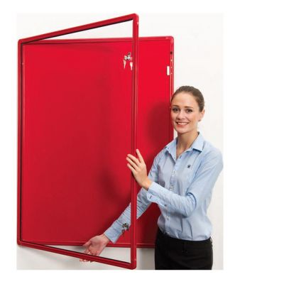 Colour Co-Ordinated Tamperproof Noticeboards