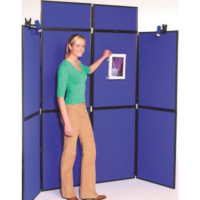 Executive PVC Folding Display Systems