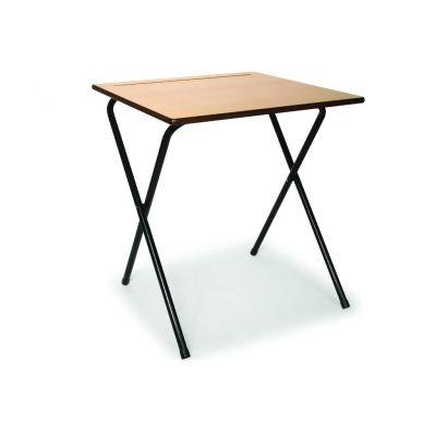 Premium Folding Exam Desks - 18mm Top