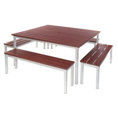 Outdoor Enviro Table & Bench Range