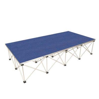 2m x 1m Ultralight Stage Desk & Riser