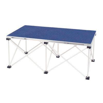1m x 0.52m Ultralight Stage Desk & Riser