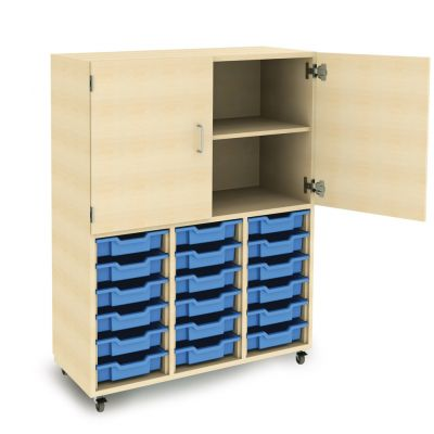 Combi Tray & Shelf Storage