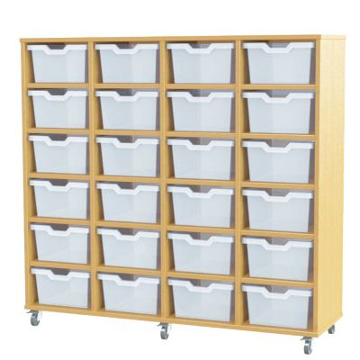 Piccolo Tray Storage Units