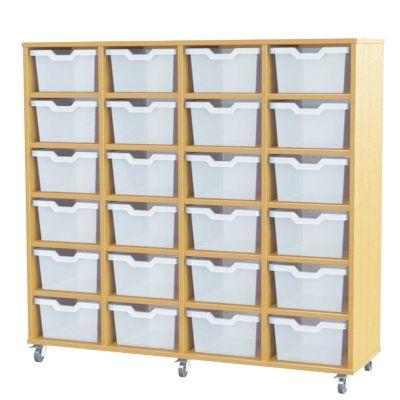 Piccolo Tray Storage Units