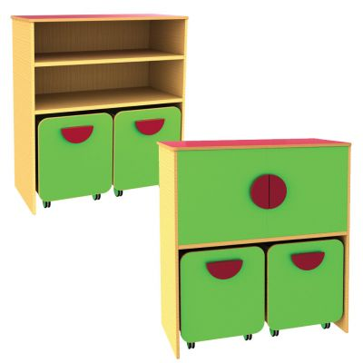 Funky' Storage And Shelving