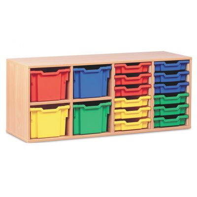 Stackable Combination Units