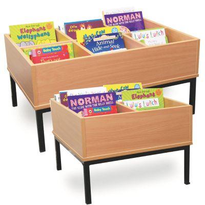 Book Storage Browser Units