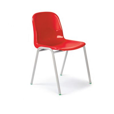 Harmony 4 Leg Stacking Chair