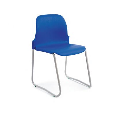 Masterstack Skid Base Chair