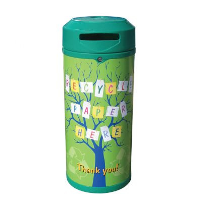 Paper Recycling Bins