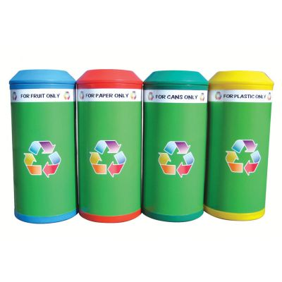 Midi Recycling Bins