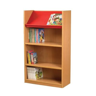 Nexus 541mm Wide Display Top Bookcase