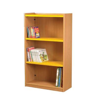 Nexus 541mm Wide Flat Top Bookcase