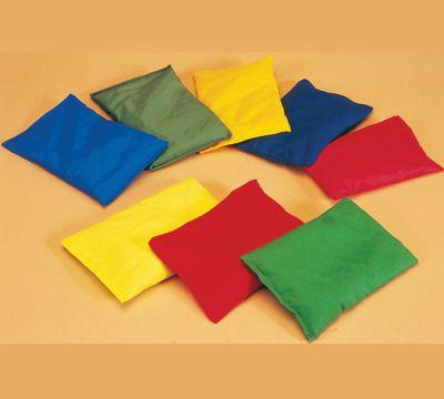 Nylon Cover Bean Filled Bean Bag