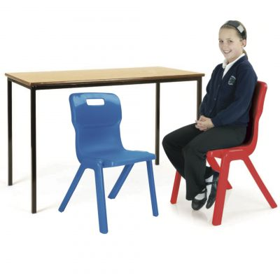 Pack 3 (15 MDF Tables & 30 x Titan Chairs)