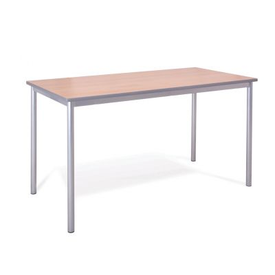 Premium MDF Rectangular Classroom Table - 32mm Frame