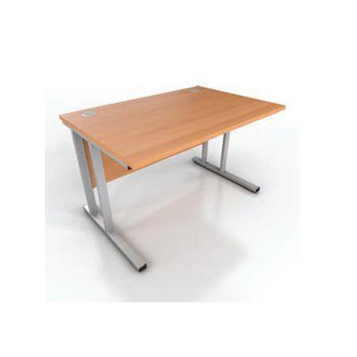 Prestige Rectangular Cantilever Frame Desk
