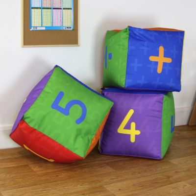 Primary Maths Cubes